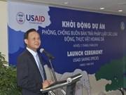 L'USAID aide la protection de la faune du Vietnam