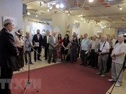 Exposition sur le Président Ho Chi Minh à Moscou