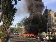 L'ASEAN condamne les attaques terroristes en Indonésie