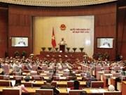 Le gouvernement présente devant l'Assemblée nationale les acquis et les tâches à venir