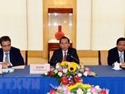 Hanoi et Shanghai promeuvent leur coopération