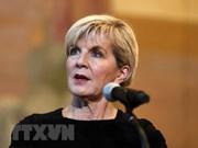 La ministre australienne des AE souhaite élargir la coopération avec le Vietnam