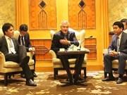 Hanoi prend en haute considération sa coopération avec les entreprises européennes