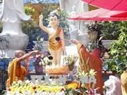 L'anniversaire de la naissance de Bouddha célébré au Laos et en République tchèque