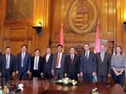 Le Vietnam et la Hongrie intensifient leur coopération multiforme