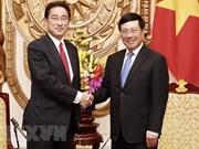 Développement des liens vietnamo-japonais