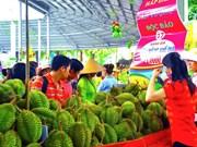 Atmosphère joyeusement animée du Festival des fruits du Nam Bô 2018