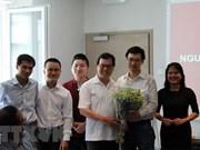 Création de l'Association des experts vietnamiens en Suisse