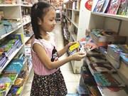 Les livres vietnamiens pour la jeunesse font recette