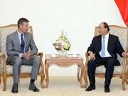Le PM salue les apports de l'ambassadeur du Royaume-Uni aux liens