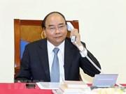 Les PM vietnamien et danois s'entretiennent au téléphone