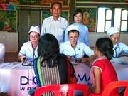 Les médecins vietnamiens dévoués aux cambodgiens