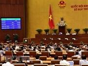 L'AN adopte deux résolutions et trois projets de loi