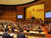 L'Assemblée nationale adopte la loi amendée sur la planification