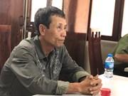 Deux hommes poursuivis pour troubles à l'ordre public à Hô Chi Minh-Ville
