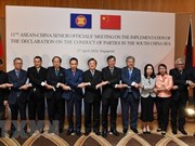 Mer Orientale : l'ASEAN et la Chine discuteront de la mise en oeuvre du DOC