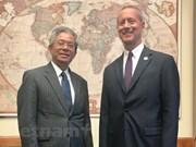 Le Vietnam et les Etats-Unis cherchent des liens parlementaires plus forts
