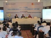 La BM suggère des scénarios pour le développement des chemins de fer du Vietnam