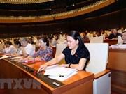 L'AN promulgue le programme d'élaboration de la loi et de l'ordonnance de 2019