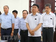 Affaire d'apport de fonds de PetroVietnam à OceanBank: Verdicts confirmés