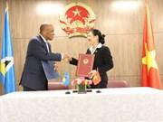 Le Vietnam et la Sainte-Lucie établissent des relations diplomatiques