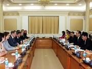 Hô Chi Minh-Ville renforce sa coopération avec Saint-Pétersbourg