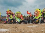La danse des masques, un patrimoine de Lang Son