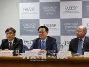 Promotion de la coopération commerciale Vietnam-Brésil