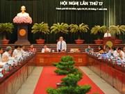 Hô Chi Minh-Ville expose les acquis et les défis à venir