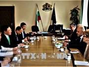 Le vice-PM et ministre des AE Pham Binh Minh en visite officielle en Bulgarie
