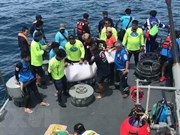Thaïlande : un total de 42 morts et 5 disparus dans le naufrage à Phuket