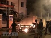 Binh Thuân publie des informations officielles sur les troubles de juin