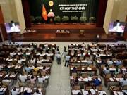 Le Conseil populaire de HCM-Ville approuve plusieurs décisions importantes