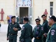 Le Cambodge déploiera près de 70.000 agents de sécurité pour les élections