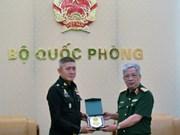 Vietnam et Thaïlande renforcent leurs relations dans la défense