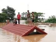 Effondrement de barrage : CMVietnam prête à conjuguer ses efforts avec le Laos