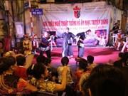 Les espaces musicaux font vibrer le vieux quartier de Hanoi