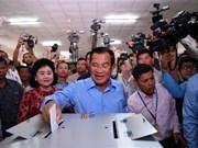 Les électeurs cambodgiens aux urnes pour les 6es législatives