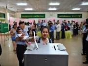Cambodge : Plus de 80% des électeurs ont participé aux 6es législatives