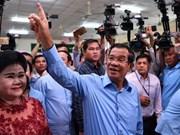 Cambodge : le PPC gagne la majorité des voix aux élections générales