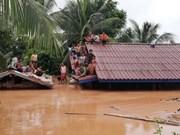 Barrage effondré : le Laos met en garde contre les fausses nouvelles et photos