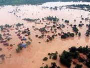 Laos : l'effondrement de barrage est dû à la mauvaise qualité de construction