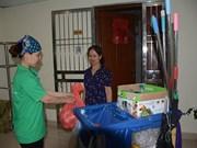 Tri, du nouveau dans les poubelles à Hanoi