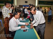 Cambodge : le PPC remporte plus de 4,8 millions de voix aux élections générales