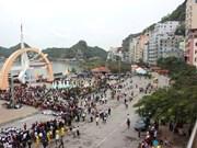 Hai Phong accueille 4,5 millions de touristes en sept mois