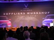 VinFast ouvre son bureau en Europe et en Asie