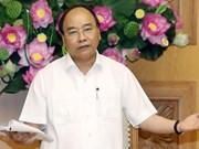 Le PM demande de continuer le renouvellement du modèle de croissance