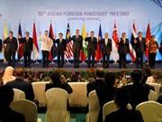 Les partenaires attachent de l'importance aux liens avec l'ASEAN