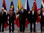 Washington promet 300 millions de dollars pour la sécurité de l'Asie du Sud-Est