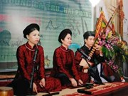 À Hai Phong, le chant des courtisanes renaît de ses cendres